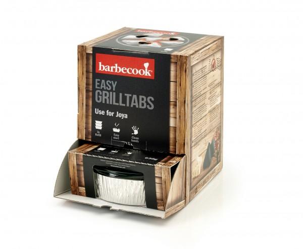 Grilltabs 3 Pack für Tischgrill Joya, Set mit 3 x 360g