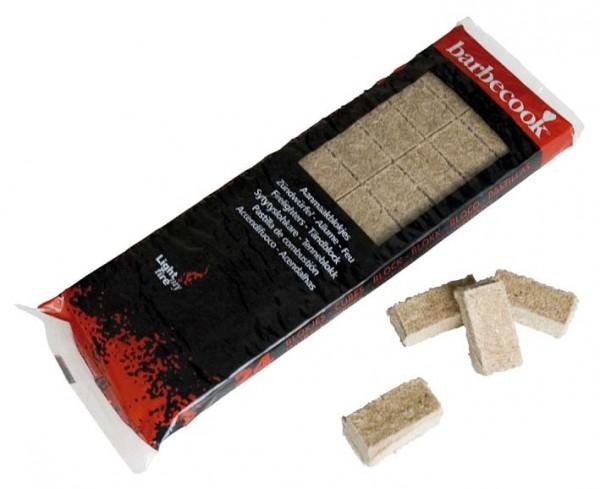 Feueranzünder, 24 Stück, DIN CERTO geprüft