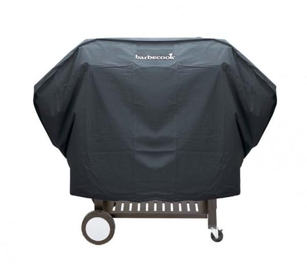 Abdeckhaube Luxus für Gasgrill, Farbe grau, für alle Barbecook Modelle, Polyester Gewebe mit 260g/qm