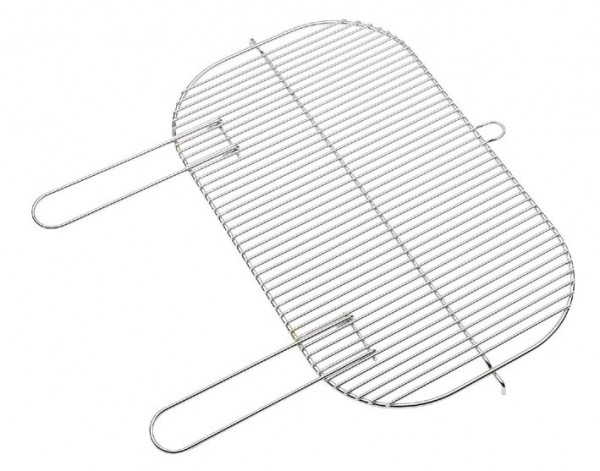 Grillrost verchromt für die barbecook Modelle ARENA, Abmessungen 55,6 x 33,6cm